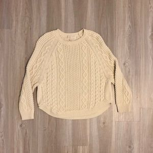 Michael by Michael Kors Knit Poncho Sweater